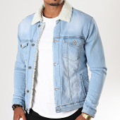https://www.laboutiqueofficielle.com/achat-vestes-jean/black-needle-veste-en-jean-a-col-mouton-5000-bleu-wash-196385.html