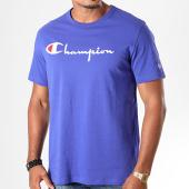 /achat-t-shirts/champion-tee-shirt-big-script-210972-bleu-roi-196319.html