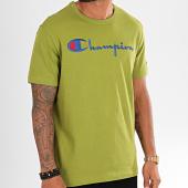 /achat-t-shirts/champion-tee-shirt-big-script-210972-vert-clair-196320.html
