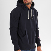 /achat-sweats-capuche/champion-sweat-capuche-big-script-213606-bleu-marine-196327.html