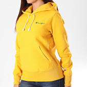 /achat-sweats-capuche/champion-sweat-capuche-femme-111556-jaune-196341.html