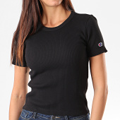 /achat-t-shirts/champion-tee-shirt-slim-femme-112287-noir-196355.html