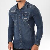/achat-chemises-manches-longues/classic-series-chemise-jean-manches-longues-6834-bleu-denim-196357.html