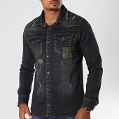/achat-chemises-manches-longues/classic-series-chemise-jean-slim-manches-longues-6831-bleu-brut-196372.html