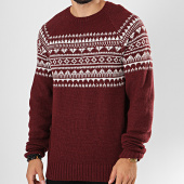 /achat-pulls/classic-series-pull-h93006w90692a-bordeaux-196520.html