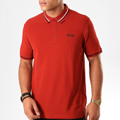 /achat-polos-manches-courtes/hugo-by-hugo-boss-polo-manches-courtes-reverse-logo-daruso-50414224-rouge-196605.html
