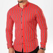 /achat-chemises-manches-longues/mtx-chemise-manches-longues-pb001-rouge-196447.html