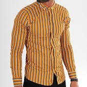 /achat-chemises-manches-longues/mtx-chemise-manches-longues-pb001-orange-196459.html
