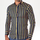 /achat-chemises-manches-longues/mtx-chemise-manches-longues-pb001-bleu-marine-196466.html