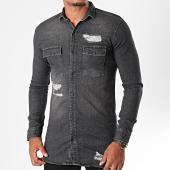 /achat-chemises-manches-longues/mtx-chemise-jean-manches-longues-pb015-gris-anthracite-196470.html