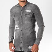 /achat-chemises-manches-longues/mtx-chemise-jean-manches-longues-pb015-gris-196471.html