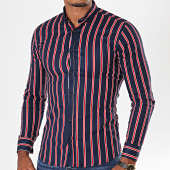 /achat-chemises-manches-longues/mtx-chemise-manches-longues-pb001-bleu-marine-196478.html