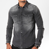 /achat-chemises-manches-longues/mtx-chemise-jean-manches-longues-tr2047-gris-anthracite-196486.html
