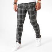 /achat-pantalons-carreaux/mtx-pantalon-carreaux-dj506-noir-blanc-196492.html