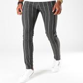 /achat-pantalons-carreaux/mtx-pantalon-a-rayures-dj526-gris-anthracite-196536.html