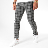 /achat-pantalons-carreaux/mtx-pantalon-carreaux-dj504-noir-blanc-196543.html