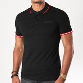 /achat-polos-manches-courtes/antony-morato-polo-manches-courtes-abbigliamento-mmks01589-noir-rouge-blanc-196670.html