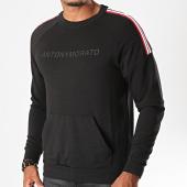 /achat-sweats-col-rond-crewneck/antony-morato-sweat-crewneck-abbigliamento-mmfl00549-noir-196675.html