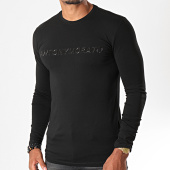 /achat-t-shirts-manches-longues/antony-morato-tee-shirt-manches-longues-abbigliamento-mmkl0252-noir-196681.html