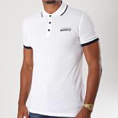 /achat-polos-manches-courtes/antony-morato-polo-manches-courtes-abbigliamento-mmks01589-blanc-196685.html
