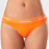 /achat-strings-culottes/calvin-klein-string-femme-qf1672e-orange-fluo-196861.html