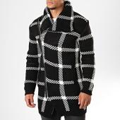 /achat-cardigans-gilets/classic-series-gilet-zippe-alg-337-blanc-noir-196819.html