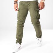 /achat-pantalons-cargo/deeluxe-pantalon-cargo-tropersson-vert-kaki-196778.html