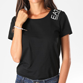 /achat-t-shirts/ea7-tee-shirt-femme-paillete-6gtt12-tj29z-noir-blanc-196706.html