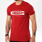 /achat-t-shirts/g-star-tee-shirt-slim-graphic-4-d15104-336-rouge-196624.html