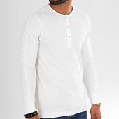 /achat-t-shirts-manches-longues/g-star-tee-shirt-slim-manches-longues-ardor-granddad-d14444-1141-ecru-196626.html