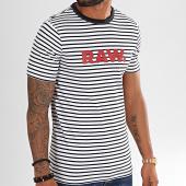 /achat-t-shirts/g-star-tee-shirt-a-rayures-resistor-d15246-b583-blanc-bleu-marine-196668.html