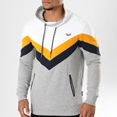 /achat-sweats-col-rond-crewneck/kaporal-sweat-col-amplified-opif-blanc-gris-chine-196663.html