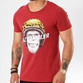 /achat-t-shirts/le-temps-des-cerises-tee-shirt-scramb-bordeaux-196767.html