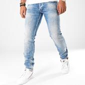 /achat-jeans/le-temps-des-cerises-jean-slim-711-hal-bleu-denim-196769.html