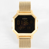 /achat-montres/nixon-montre-femme-siren-milanese-a1272-502-all-gold-196711.html