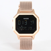 /achat-montres/nixon-montre-femme-siren-milanese-a1272-897-all-rose-gold-196712.html