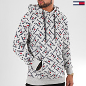 /achat-sweats-capuche/tommy-jeans-sweat-capuche-all-over-print-7125-gris-chine-bleu-marine-196644.html
