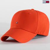 /achat-casquettes-de-baseball/tommy-hilfiger-casquette-bb-cap-4496-orange-196853.html