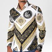 /achat-chemises-manches-longues/classic-series-chemise-manches-longues-2232-blanc-noir-renaissance-196966.html