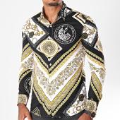 /achat-chemises-manches-longues/classic-series-chemise-manches-longues-2232-noir-blanc-renaissance-196967.html