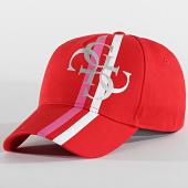 /achat-casquettes-de-baseball/guess-casquette-aw8157-rouge-196996.html