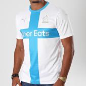 /achat-t-shirts/puma-tee-shirt-om-replica-755677-blanc-bleu-ciel-196869.html