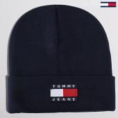 /achat-bonnets/tommy-hilfiger-jeans-bonnet-heritage-flag-5447-bleu-marine-196931.html