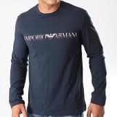 /achat-t-shirts-manches-longues/emporio-armani-tee-shirt-manches-longues-111653-9a516-bleu-marine-197133.html