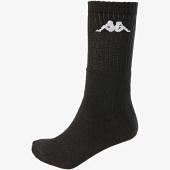 /achat-chaussettes/kappa-lot-de-3-paires-de-chaussettes-304mt10-noir-197063.html