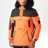/achat-vestes/project-x-veste-col-zippe-capuche-fourrure-1950005-orange-197107.html