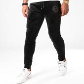 /achat-pantalons-joggings/project-x-pantalon-jogging-velours-et-strass-1940043-noir-dore-197126.html