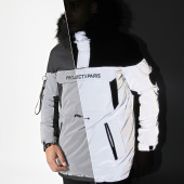 /achat-vestes/project-x-veste-col-zippe-capuche-fourrure-1950005-noir-gris-reflechissant-197176.html