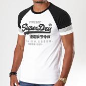 /achat-t-shirts/superdry-tee-shirt-vl-tri-colour-raglan-m1000062a-blanc-noir-197143.html
