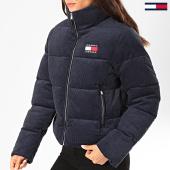 /achat-vestes/tommy-jeans-veste-zippee-femme-7102-bleu-marine-197158.html